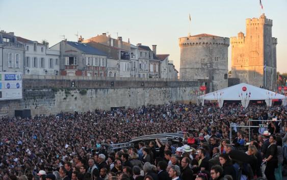REGARDS CROISES : Les Francofolies de La Rochelle
