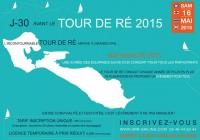 Quatre régatiers québécois sur le Tour de Ré