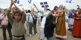 400e anniversaire de la naissance de Québec : repas des 3 ports