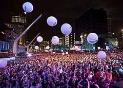 REGARDS CROISES : Les Francofolies de Montréal